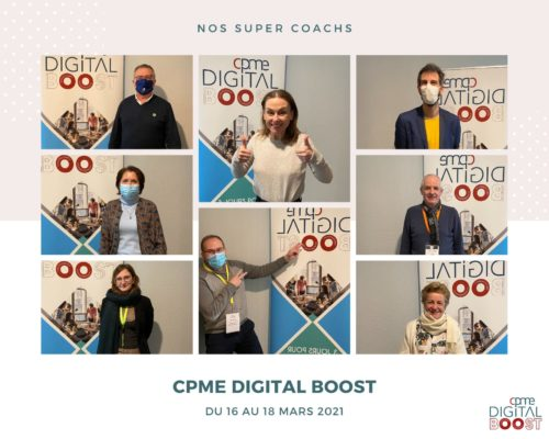 CPME Digital Boost
